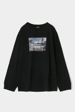 SCREENS Long Sleeve T-shirt