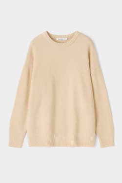 SEED STITCH Knit Tops