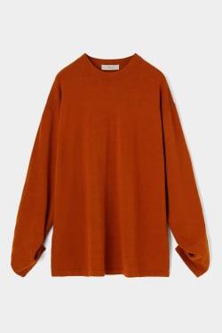 [M_] BASIC LONG SLEEVE knit