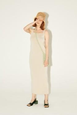 [M_] KNIT camisole dress