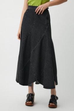 DENIM MERMAID skirt