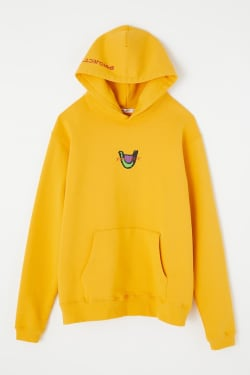PROJECT U SQUEAL WITH JOY HOODIE