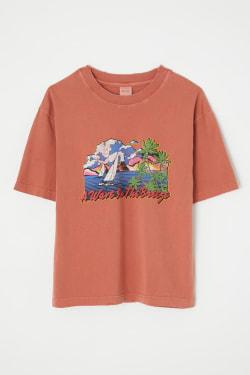 VINTAGE LIKE BREEZE T-shirt