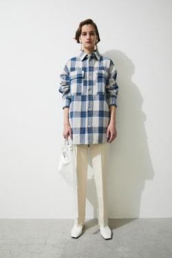 High Waisted SLIM STRAIGHT pants