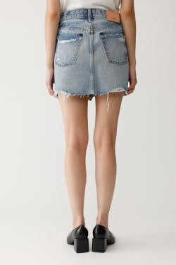 MV Markly Denim Skirt