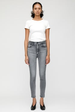 MV CARMEL REBIRTH HIGH-WAISTED SKINNY JEANS