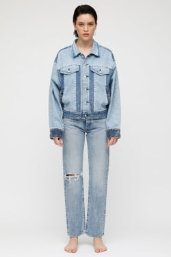MV Amelia Remake Denim Jacket