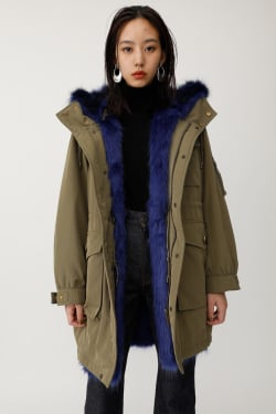 OS NY COLOR FUR COCOON MODS