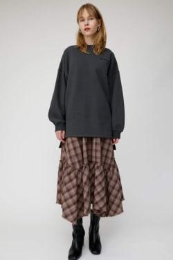 RUFFLE FLARE Skirt