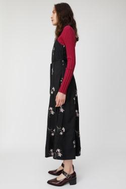 IRIS EMBROIDERY Dress