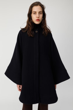 SCARF COLLAR CAPE