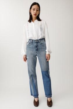 LACE COMBI blouse