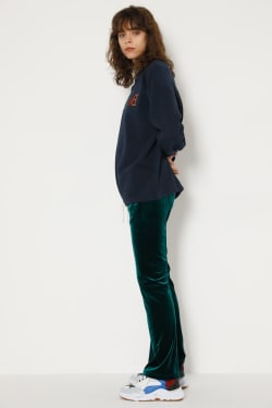 SW VELOR FLARE Pants