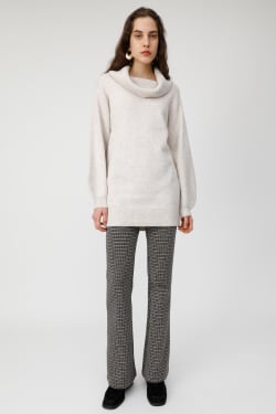 OFF TURTLE knit one piece