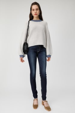 COLOR BLOCKING sweater