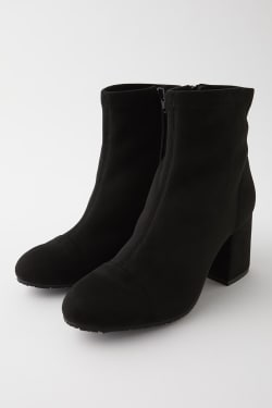 STRETCH Faux SUEDE boots