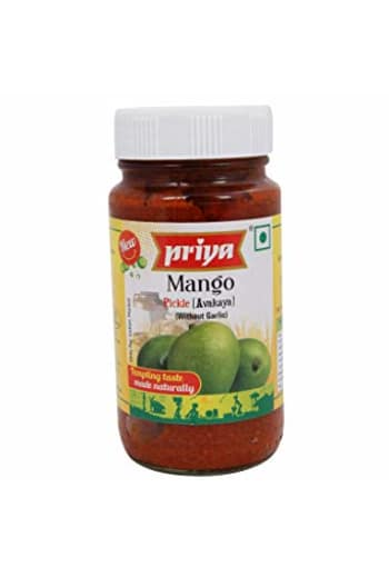 Priya Mango Pickle(Avakaya)