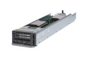 Dell PowerEdge M420 2 x E5-2450 v2 2.5Ghz Eight-Core, 64GB, PERC H310e, iDRAC7 Enterprise