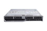 """Dell PowerEdge M830 1x4 2.5"""" SAS, 4 x E5-4627 v3 2.6GHz Ten-Core, 128GB, PERC H730, iDRAC8 Enterprise"""