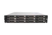 Dell PowerVault MD3200i iSCSI 12 x 10TB SAS 7.2k