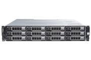 Dell PowerVault MD3600i iSCSI 12 x 10TB SAS 7.2k