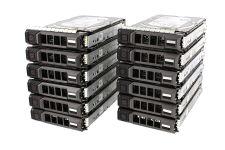 "Dell 8TB SAS 7.2k 3.5"" 12G 4Kn Hard Drives **12 Pack**"