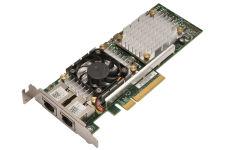Dell Broadcom 57810A Dual Port 10Gb Low Profile Network Card - HN10N - Ref