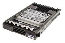 """Compellent 3.84TB SSD SAS 2.5"""" 12G Read Intensive 41XNY - Ref"""
