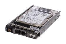 """Dell 600GB SAS 10k 2.5"""" 12G SED Hard Drive D1F14 - New Pull"""