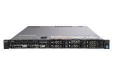 "Dell PowerEdge R630 1x8 2.5"" SATA, 2 x E5-2670 v3 2.3GHz Twelve-Core, 64GB, 2 x 240GB SATA SSD, PERC S130, iDRAC8 Enterprise"