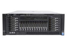 """Dell PowerEdge R920 1x24 2.5"""", 4 x E7-4830 v2 2.2GHz 10-Core, 128GB, 24 x 600GB 10k SAS, PERC H730P, iDRAC7 Enterprise"""