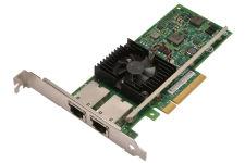 Dell Intel X540-T2 10Gb Dual Port Full Height Network Card - K7H46 - Ref