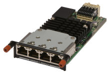 Dell Networking 10Gb RJ45 QP Stacking Module - HPP69 - Ref