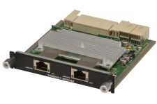 Dell PowerConnect M8024 10Gb RJ45 Dual Port Uplink Module - Ref