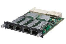 Dell PowerConnect M8024 10GbE SFP+ Quad Port Uplink Module - Ref