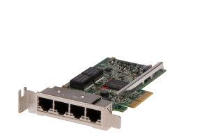 Dell Broadcom 5719 1Gb Quad Port Low Profile Network Card - TMGR6 - Ref