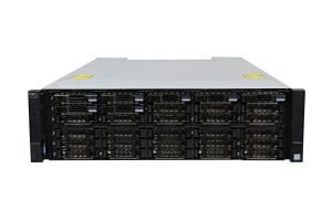 Dell Compellent SC7020 with 10Gb/s iSCSI SFP+ Controllers 7 x 3.84TB SSD SAS 12G