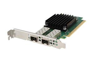 Dell Mellanox CX512F ConnectX-5 25Gb SFP28 Dual Port Full Height NIC - TDNNT - Ref