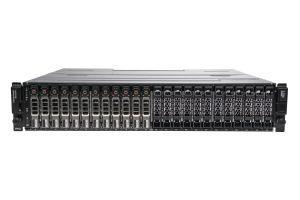 Dell PowerVault MD3220i - 12 x 600GB 10k SAS