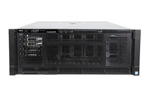 "Dell PowerEdge R930 1x4 2.5"" SAS, 4 x E7-8867 v4 2.4GHz Eighteen-Core, 256GB, 2 x 300GB SAS 15k, PERC H730P, iDRAC8 Enterprise"
