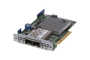 HP 530FLR 10Gb SFP+ Dual Port FlexiLOM Network Daughter Card - 649869-001 - Ref