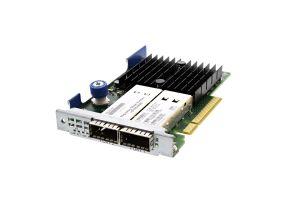 HP Infiniband 544+FLR 10Gb/40Gb QSFP Dual Port Adapter - 764737-001 - Ref