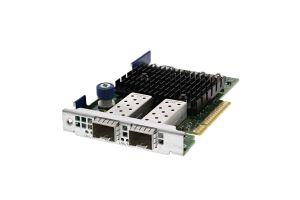 HP 560FLR 10Gb SFP+ Dual Port FlexiLom Rack Network Daughter Card - 669281-001 - Ref
