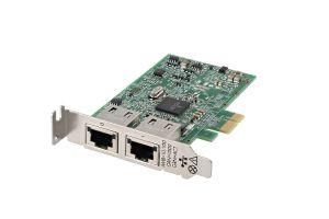 HP NC332T 1Gb RJ45 DP LP Network Card - 616012-001 - Ref