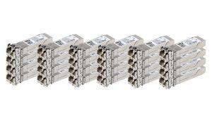 Dell Avago 10Gb SFP+ FC Short Range Transceiver - WTRD1 - *24 Pack* - New