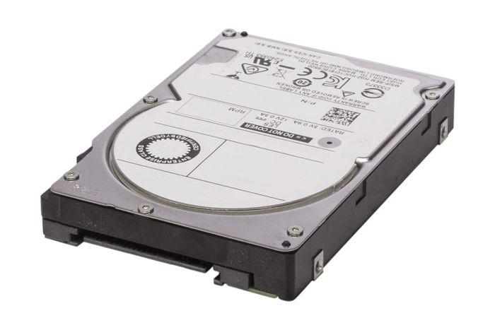 "HGST 600GB 10K SAS 2.5"" 6G Hard Drive HUC109060CSS601 Ref"