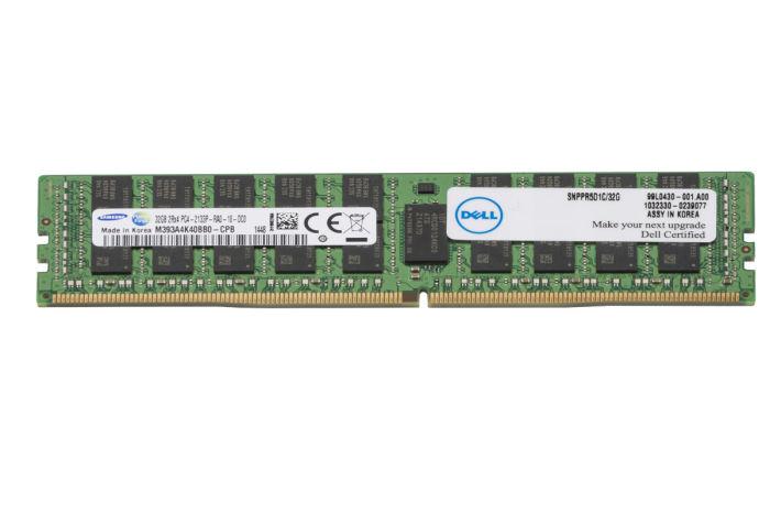 Dell 32GB PC4-2133P-R PR5D1 Ref