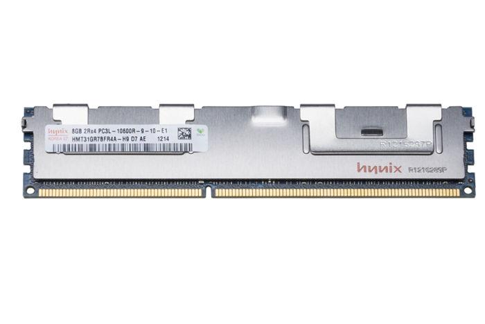 Hynix 8GB PC3L-10600R HMT31GR7BFR4A-H9 Ref