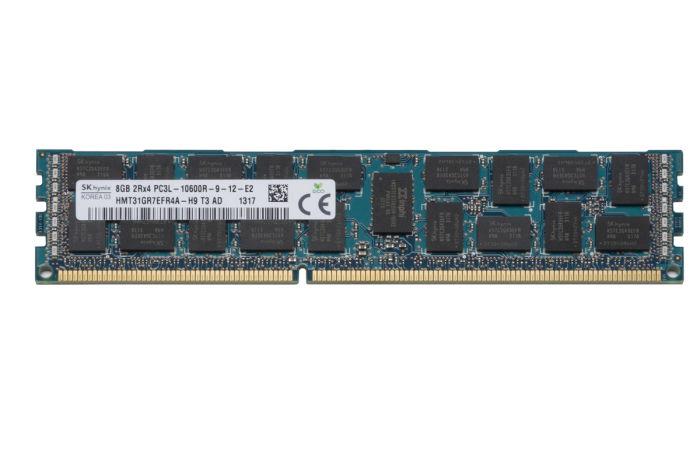 Hynix 8GB PC3L-10600R HMT31GR7EFR4A-H9 Ref