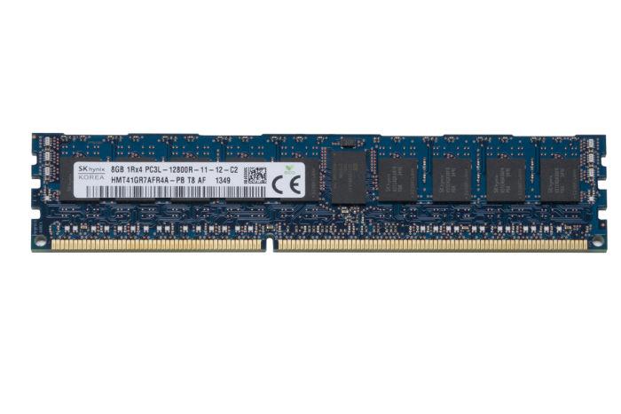 Hynix 8GB PC3L-12800R HMT41GR7AFR4A-PB Ref